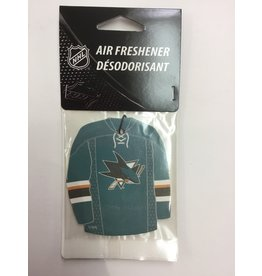 AIR FRESHENER SAN JOSE SHARKS