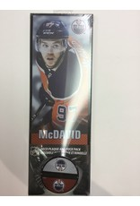 DECO PLAQUE AND HOLDER CONNOR MCDAVID