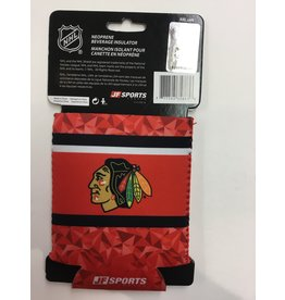 CAN COOLER CHICAGO BLACKHAWKS