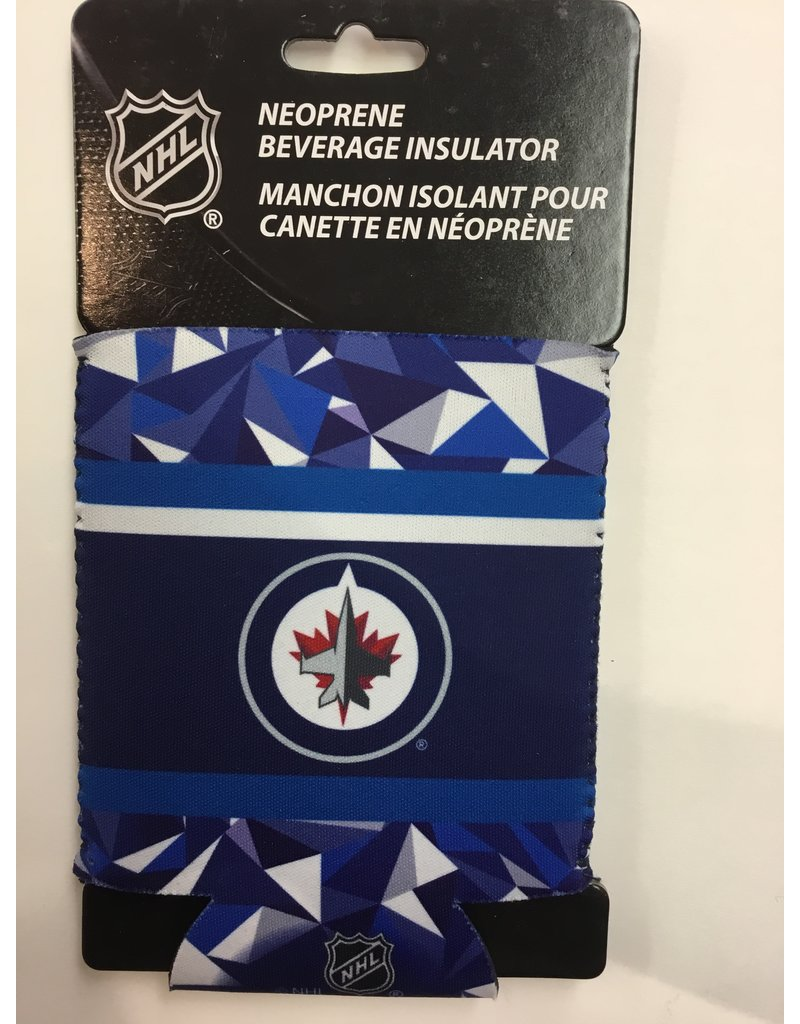 CAN COOLER WINNIPEG JETS