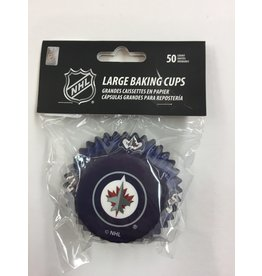LARGE BAKING CUPS WINNIPEG JETS