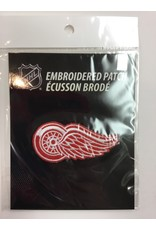 EMBROIDERED PATCH DETROIT RED WINGS