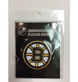 EMBROIDERED PATCH BOSTON BRUINS