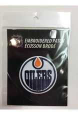 EMBROIDERED PATCH EDMONTON OILERS