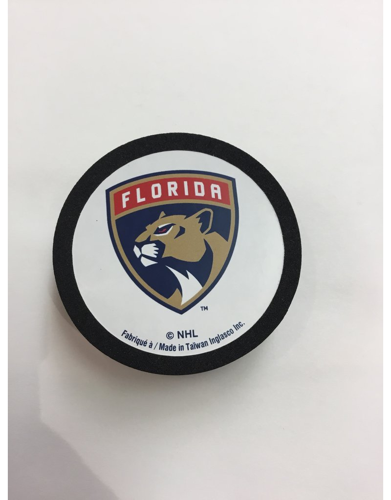 FOAM PUCK FLORIDA PANTHERS