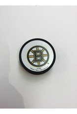 FOAM PUCK BOSTON BRUINS