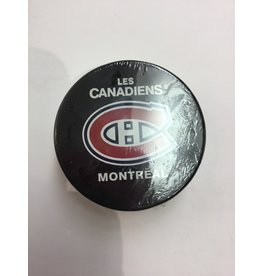 ASSORTED PUCK MONTREAL CANADIENS