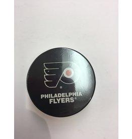 ASSORTED PUCK PHILADELPHIA FLYERS