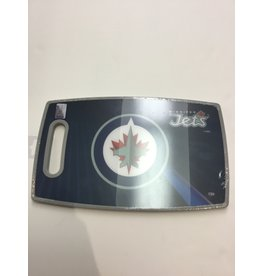 LARGE CUTTING BOARD WINNIPEG JETS