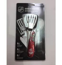 BBQ MULTI TOOL CHICAGO BLACKHAWKS