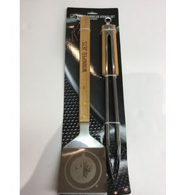 2 PC GRILL SET WINNIPEG JETS