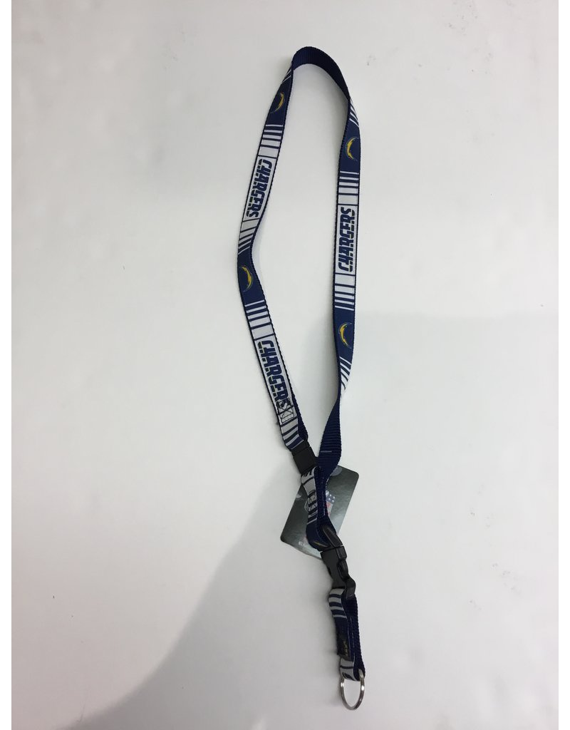 WEBBED LANYARD LOS ANGELES CHARGERS