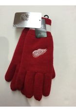 NHL GLOVES DETROIT RED WINGS