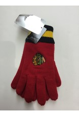 NHL GLOVES CHICAGO BLACKHAWKS
