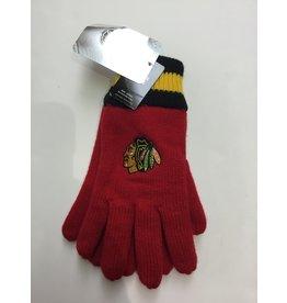 NHL GLOVES CHICAGO BLACKHAWKS