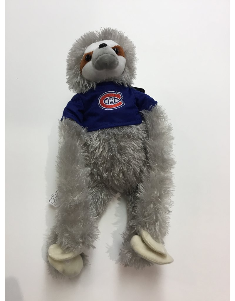 NHL SHIRTED SLOTH MONTREAL CANADIENS