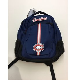 NHL ACTION BACKPACK MONTREAL CANADIENS