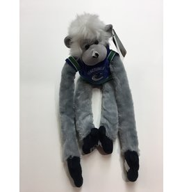 "NH-27"" PLUSH MONKEY VANCOUVER CANUCKS"