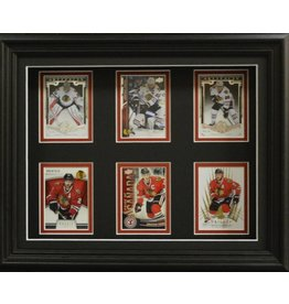 CHICAGO BLACKHAWKS 11X14 SHADOWBOX FRAME
