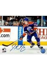 JUSTIN SCHULTZ 8X10 AUTOGRAPHED PHOTO