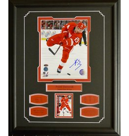 PAVEL DATSYUK AUTOGRAPH 16X20 FRAME - DETROIT RED WINGS