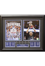 NEW ENGLAND PATRIOTS SUPER BOWL 51 - TOM BRADY 16X20 FRAME