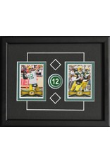 AARON RODGERS 8X10 FRAME - GREEN BAY PACKERS