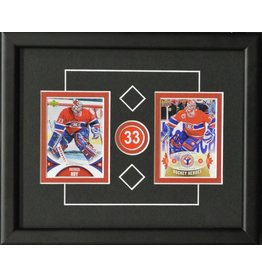 PATRICK ROY 8X10 FRAME - MONTREAL CANADIENS
