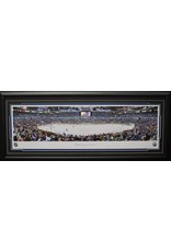 EDMONTON OILERS REXALL PLACE PANORAMA 16X42 FRAME