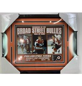 BROAD STREET BULLIES 11X14 FRAME - PHILADELPHIA FLYERS