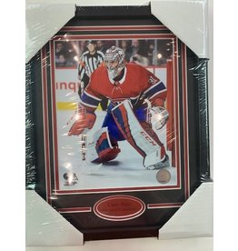 CAREY PRICE 11X14 FRAME - MONTREAL CANADIENS