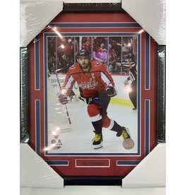 ALEX OVECHKIN 11X14 FRAME - WASHINGTON CAPITALS