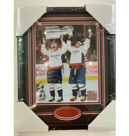 ALEX OVECHKIN & NICKLAS BACKSTROM 11X14 FRAME - WASHINGTON CAPITALS