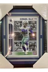 EZEKIEL ELLIOTT 11X14 FRAME - DALLAS COWBOYS