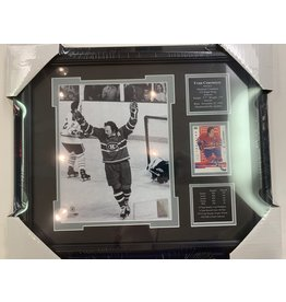 YVAN COURNOYER 13X16 FRAME - MONTREAL CANADIENS