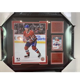 MAX DOMI 13X16 FRAME - MONTREAL CANADIENS