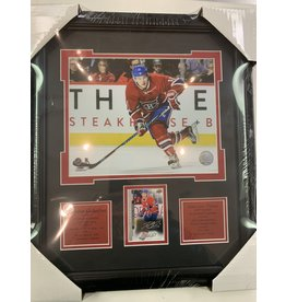 BRENDAN GALLAGHER 13X16 FRAME - MONTREAL CANADIENS