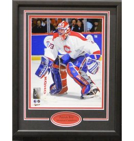 PATRICK ROY 11X14 FRAME - MONTREAL CANADIENS