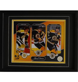 BOSTON BRUINS LEGACY COLLECTION 11X14 FRAME