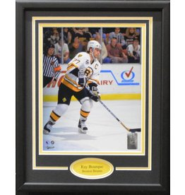 RAY BOURQUE 11X14 FRAME - BOSTON BRUINS