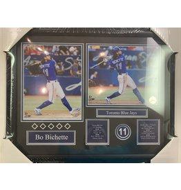 BO BICHETTE 16X20 FRAME - TORONTO BLUE JAYS