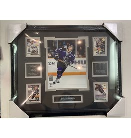 LUC ROBITAILLE 16X20 FRAME - LOS ANGELES KINGS