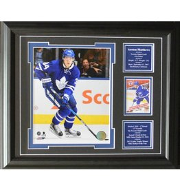 AUSTON MATTHEWS 13X16 FRAME - TORONTO MAPLE LEAFS