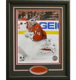 BRADEN HOLTBY 11X14 FRAME - WASHINGTON CAPITALS