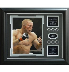 GEORGES ST. PIERRE 13X16 FRAME