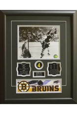 BOBBY ORR 16X20 FRAME - BOSTON BRUINS