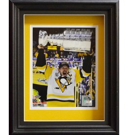 SIDNEY CROSBY 11X14 SHADOW BOX - PITTSBURGH PENGUINS