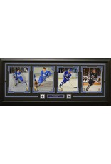 TORONTO MAPLE LEAFS ALL-TIME GREATS 4 PHOTO 16X42 FRAME