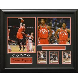 TORONTO RAPTORS CURRENT 16X20 FRAME