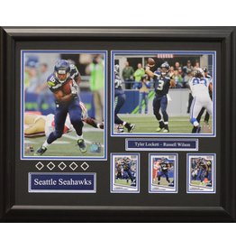 SEATTLE SEAHAWKS CURRENT 16X20 FRAME